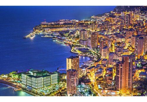 モナコ公国夜間外出禁止措置(11月1日より)